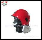Fire Fighter Helmet/Rescue Safety Helmet /Safety Helmet With Visor