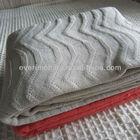 50CZ66 100%Acrylic Knit Blanket,Waterwave Blanket, 2013Blanket