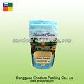 2014 caliente de la venta de envases de plástico para la bolsa de cebolla deshidratada en polvo
