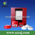 Alta estabilidad convencional 8 zona de panel de control de alarma