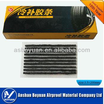 tire repair seal string 100*3.5mm black