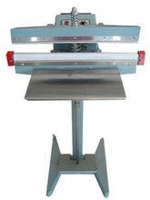 Pedal & foot impulse sealing machine