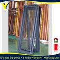 Ventanas de aluminio de toldo parrilla diseños con mosquitera de aluminio ventanas