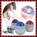 Rodillos de masaje corporal de la mano de la cara de masaje herramientas de punto mini masajeador