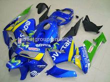 For HONDA CBR600RR 2005 2006 Movistar Fairing Kit
