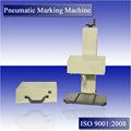 gy desktop pneumática industrial pino marcador