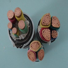 0.6/1KV PVC Insulated PVC/PE Sheathed Power/electrical Cable