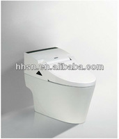 HH6T169R Sanitary ware bathroom low toilet tank sensor toilet