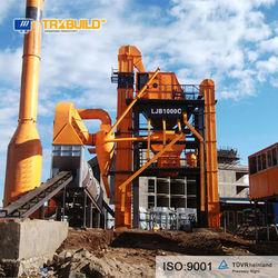 HUATONG brand, LJB1000C, asphalt mixing plant, 60-80T/H