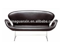 Classic Replica fiberglass swan sofa HC030-2Str