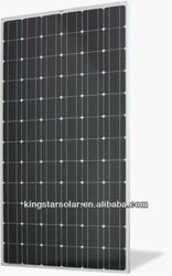37V stock of High efficiency Mono solar module/panl(KS305M-72)