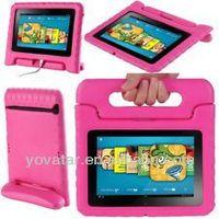 "for Amazon Kindle Fire HD 7"" Child Kid Proof Soft EVA Foam Case Cover"