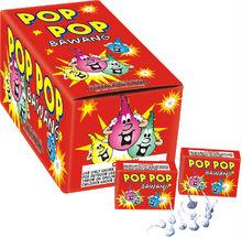 T8500-2 pop pop snap mainan kembang api