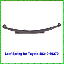 48210 - 60270 Toyota Hiace piezas de hoja de primavera