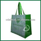Customized laminated shopping bag,laminated reusable shopping bag,laminated pp woven bag