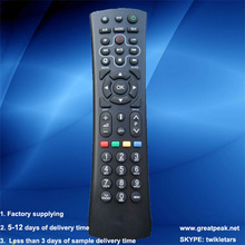 Shenzhen factory humax remote-controller manufacturer produce humax remoter mainly for humax set top box