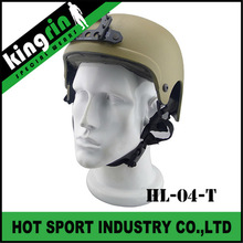 KINGRIN ARMY military style combat Seal us army plastic paintball IBH helmet airsoft