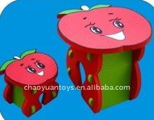 apple design EVA study desk and chair/ eva eva toy FN47301012