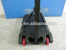 Adjustable plastic basketball stand,backboard and base