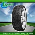 Pneus de alta qualidade do fio do talão de fabricação, pneus de alta performance com a promessa de garantia