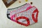 #4-3226 Lace & Cotton Panties / damenslip for Women