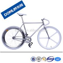 700C Steel Fixed Gear Bike Road bike&Fixed Gear BIkes Competitve price with flip flop hub