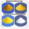 Polialumínio pac chloridefor tratamentodaágua química, pacs software
