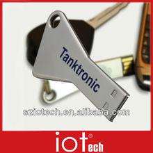New Style Key Shape USB Flash Thumb Drive 4GB 8GB