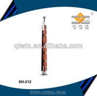 Handrail railing banister/stainless steel metal banister/banister support SH-210