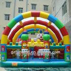 Inflatable Amusement Bouncer Park, Large Funcity Bouncy Castle