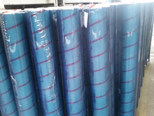 PVC TRANSPARENT FILM IN ROLL