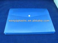 a4 clear file case