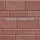 precast house metal wall panel