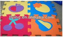 New Play Mat Baby /Educational Crawl Pad,EVA fruit floor mat