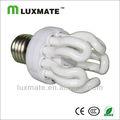 14 W E27 5U ahorro de energía del loto luz / lámpara fluorescente