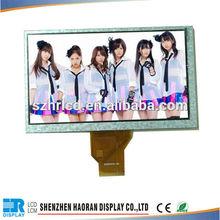 "7 inch TFT LCD Modules 800x480 7"" tft lcd screen"