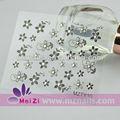Nail art etiqueta de papel, adesivos de unhas de impressão, custom etiqueta do prego- mzty10