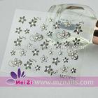 Nail Art Sticker Paper, Nail Stickers Printing , Custom Nail Sticker- MZTY10