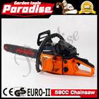 Big Power Fast Cutting German Chain Saw Petrol Chainsaw with Top Quality