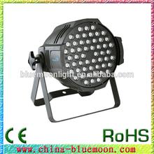 dmx512 control RGBW mini dmx par led light
