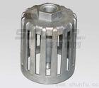 aluminum die casting oil filter