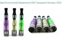 E-cigarette CE5 vaporizer mini electronic atomizer,Vape ce5 clearomizer and manual e cigarette ce5