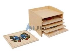 premium Montessori materials,wooden puzzles