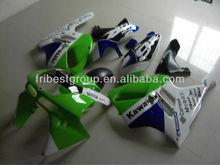 ABS Fairing Kit For KAWASAKI NINJA ZX9R ZX 9R 1994 1997 Green Fairing Kit FFKKA008