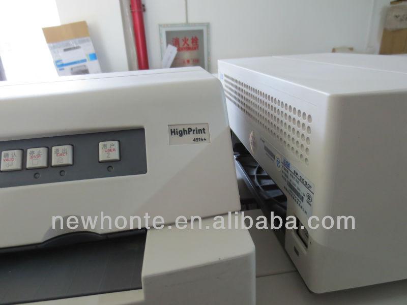 95% new used Wincor Nixdorf 4915 plus passbook printer, View ...