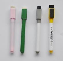 OEM Factory - magnetic dry erase pen,custom marker pen, memo pen with pen holder