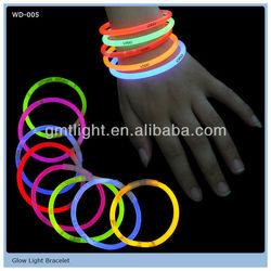 6-8 Hours Glow Bracelet Alibaba Express