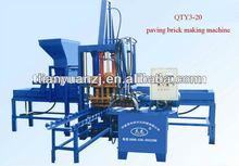 paver laying machine on sale QTY3-20