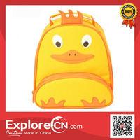 kids animal shape lunch box cooler bag