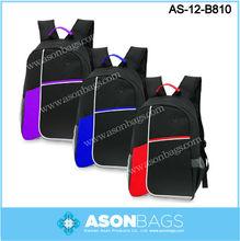 Polyester school backpack, School bag